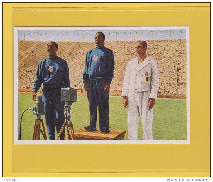image jeux olympiques de 1932 - Podium 100 mètres
