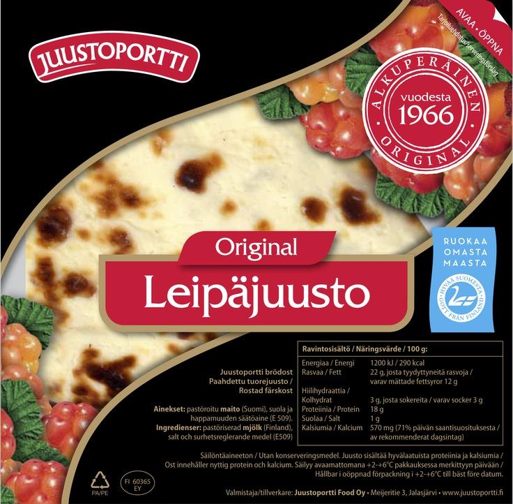 Juustoportti valmistaa Suomen suosituimmat leipäjuustot. Perinteiset reseptit, parhaat raaka-aineet sekä tinkimätön ammattitaito ovat leipäjuustojemme herkullisen maun salaisuus.