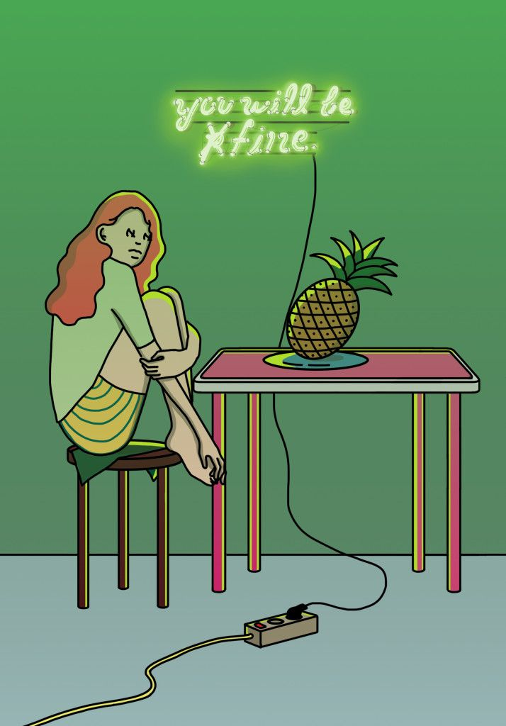 #VOGUERAM-그래픽 아티스트 '신모래(SHIN MORAE)' | 보그 코리아