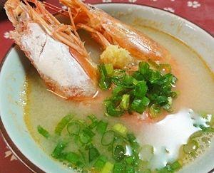 赤海老味噌汁 レシピ・作り方 by bapaksan|楽天レシピ
