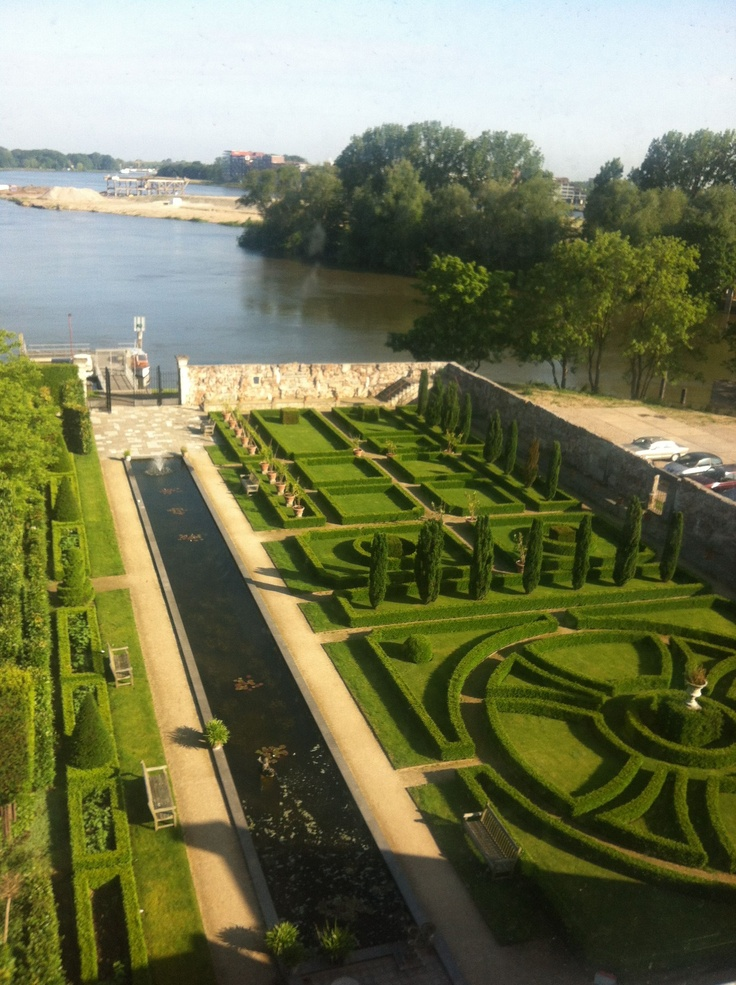 as a palace yard