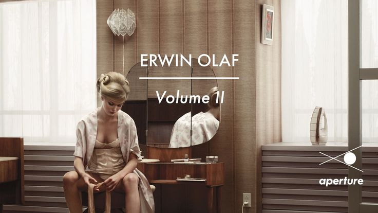 Here, Erwin Olaf gives us a virtual tour of the series included in Erwin Olaf: Volume II, his most recent photobook, and gives insight on his thought process, and inspiration for each project.