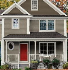 84 Best Images About House Color Combinations On Pinterest
