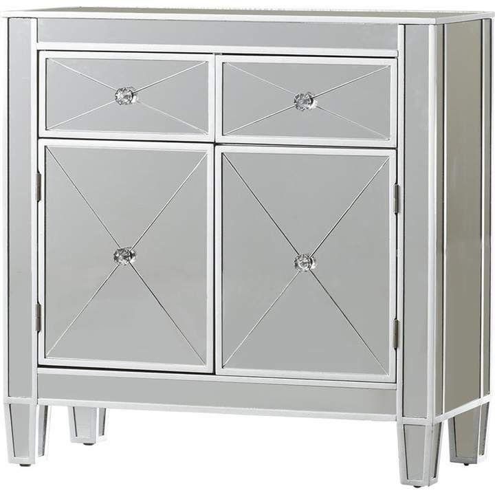 Willa Arlo Interiors Lavinia 2 Drawer Accent Cabinet Accent Cabinet Accent Doors Stylish Cabinet