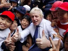 Image result for boris johnson wife and children