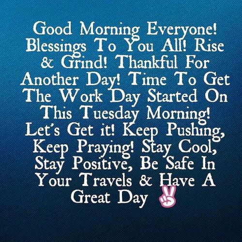 Good Morning Tuesday days of the week tuesday happy tuesday tuesday greeting tuesday quote tuesday blessings good morning tuesday
