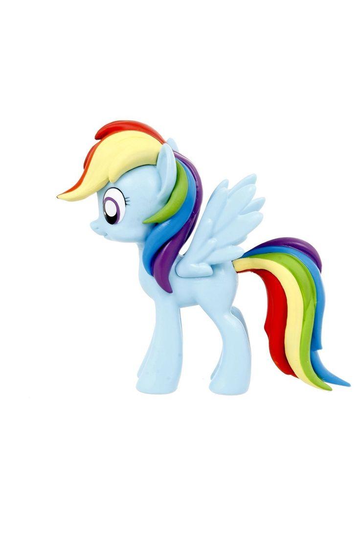 My Little Pony Rainbow Dash Vinyl Figure Little Pony Pinterest Vinyls Rainbow Dash And Ponies