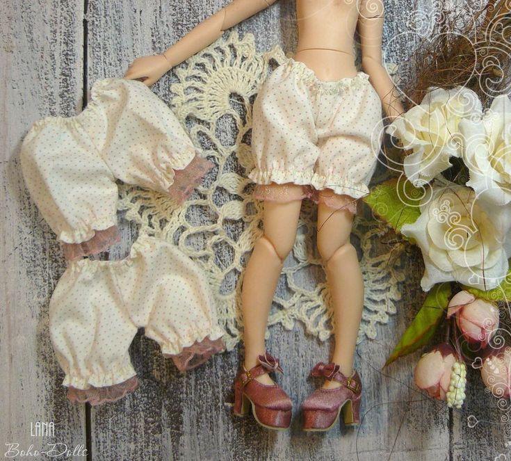 Blythe Underwear for polka dots, Blythe clothes, Blythe panties, cotton underwear, Blythe Pantaloons, Blythe briefs for polka dots http://etsy.me/2AEq6mN #igruki #belyj #blythe #clothesforblythe #clothesblythe #blytheclothes #blythedoll #dollclothes #batisteunderwear