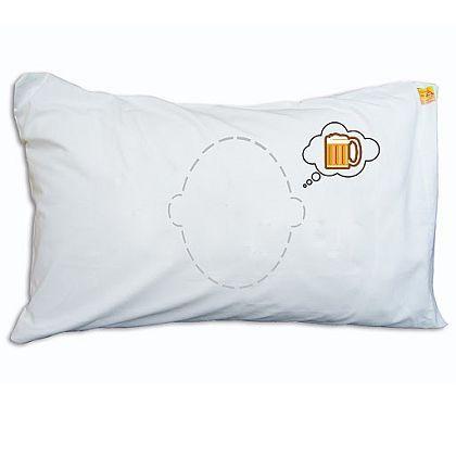 Beer Dreams Pillowcase
