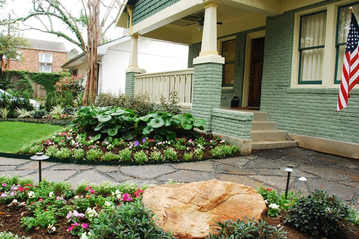 Small Front Yard Landscaping Ideas Texas