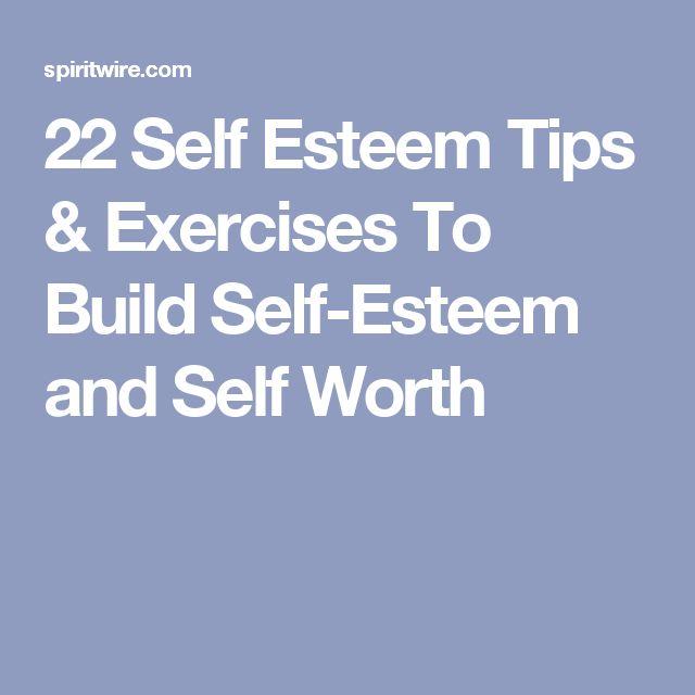 Positive Self Esteem Quotes: 30 Best Images About Self Esteem On Pinterest