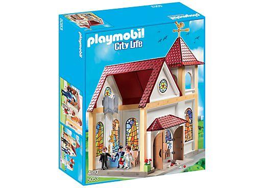 Playmobil Boda Pareja de Novios en iglesia - Bride