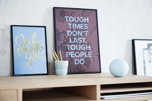 One you! Love this poster. Shop online! Photocredit: ILMT