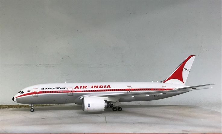 SM200 Boeing 787-800 Air India 'Fantasy' Model VT-SES (old colours)  #SM200