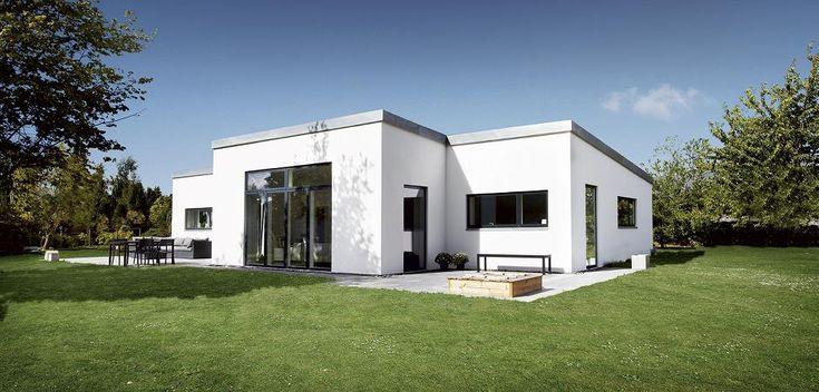 Ensidig taghældning - Højt til loftet og kreativ indretning