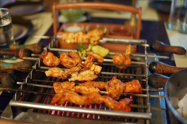 The Spice Tailor - Summer: time to barbecue Indian-style