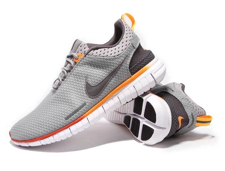 Nike Free OG 14 BR Men Grey Orange