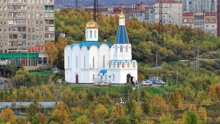 Прогулки по городу. Сентябрь. (Мурманск, Россия) - Фото ...