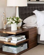 Source Suggestions for Unusual Nightstand? Good Questions also:http://resources.made-in-china.com/article/product-industry-knowledge/JEQxznfUpmiR-20-Chic-Modern-Nightstands-for-a-Contemporary-Bedroom/