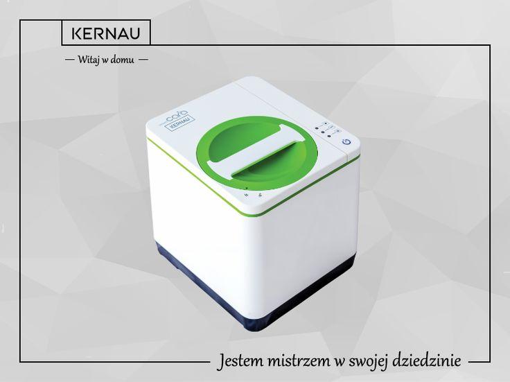 Pamiętacie o naszej nowości - Smart Cara :)? Ten utylizator odpadów posiada innowacyjny system suszenia! Dzięki niemu, w ciągu kilku godzin zredukujesz masę odpadów o 90%. 💪 Znajdziesz go tutaj ⬇ http://bit.ly/Kernau_utylizator_odpadow