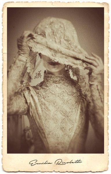 The Abominable Bride character portraits - Emilia Ricoletti