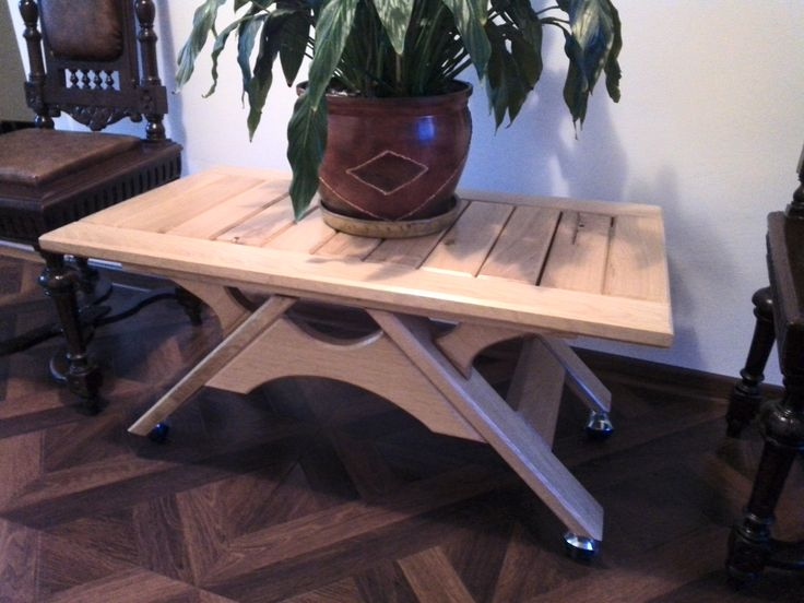 Coffee table Oak5