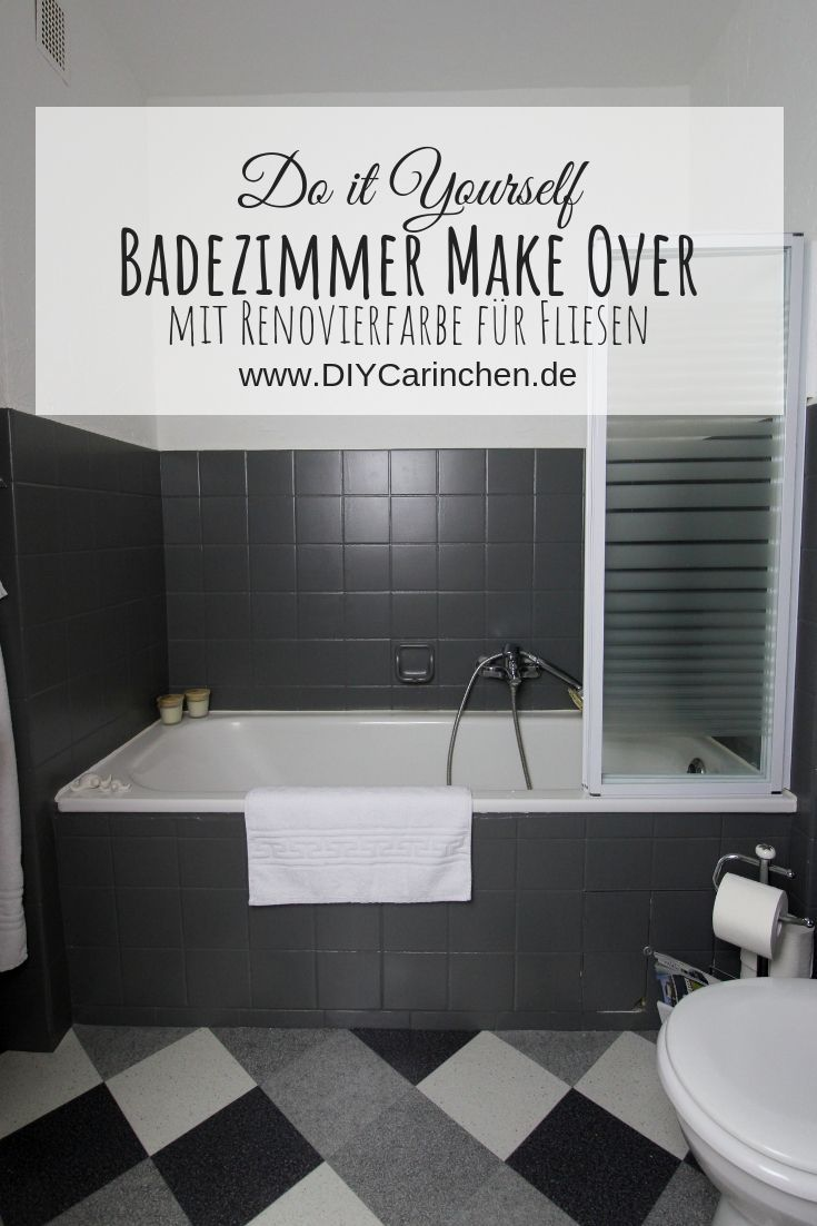 Anzeige] DIY: DIY: Badezimmer Make Over - einfaches ...