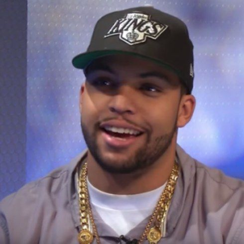 "O'Shea Jackson From ""Straight Outta Compton"" Is Handsome AF"
