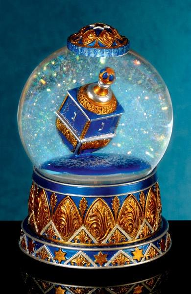 Always loved snow globes