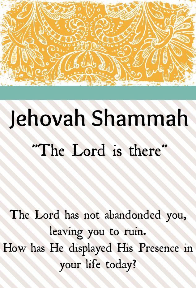 Life bible study yahweh