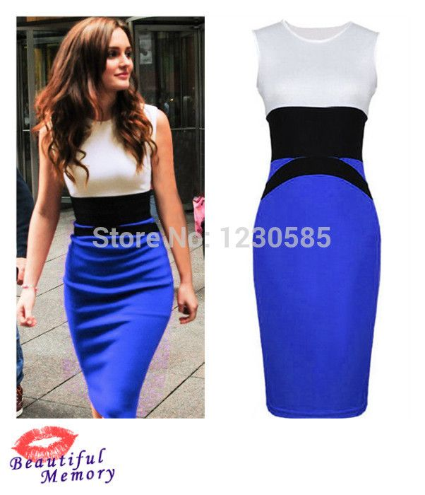 Cheap Celebrity-Inspired Dresses, Buy Directly from China Suppliers:           Free Shipping,2014 New Style,Europe and America High Exquisite Print Sleeveless Slim