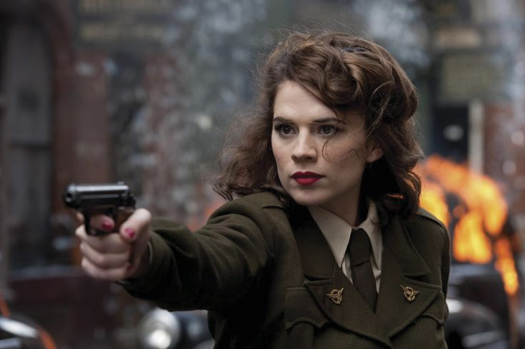 Agent Carter from the one-shot