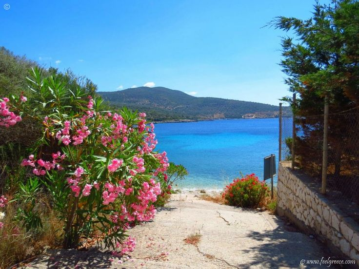 Kastri could be your private rocky bay for snorkeling - Lefkada