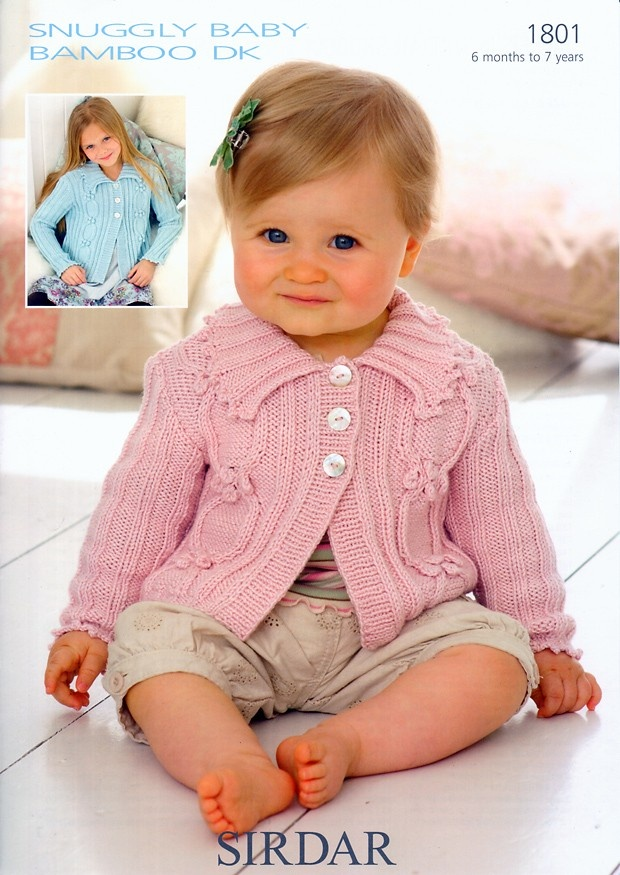 Free Sirdar Baby Knitting Patterns Baby Cardigan Knitting Pattern