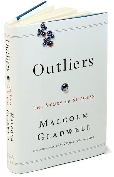 The Outliers: uno de mis libros favoritos
