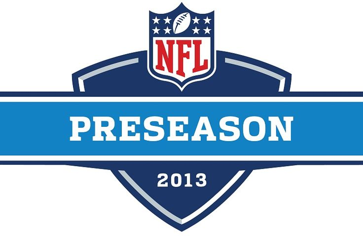 NFL Great | 2013 NFL Preseason Schedule