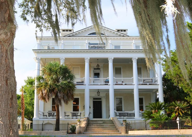 South Carolina's Anchorage 1770 Named Top Seaside Inn | Tucked along the water in Beaufort, South Carolina, this Lowcountry inn is an elegantly historic small-town retreat and a nature-lover's paradise all in one.