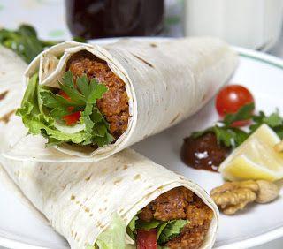 Vegetarische Klößchen - Çiğ Köfte