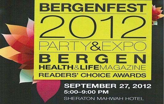 The Best of Bergen County all wrapped up in one trade show on September 27, 2012.
