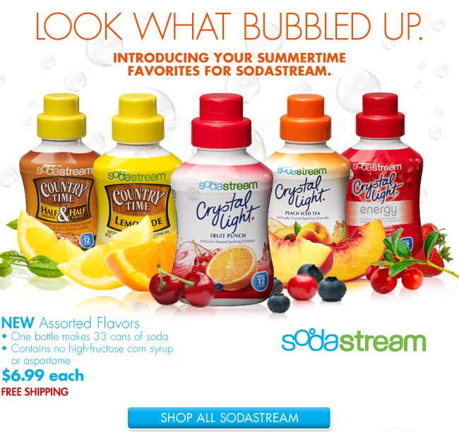Sodastream Kool Aid Tropical Punch Syrup 500ml: 34 Best Soda Stream Images On Pinterest