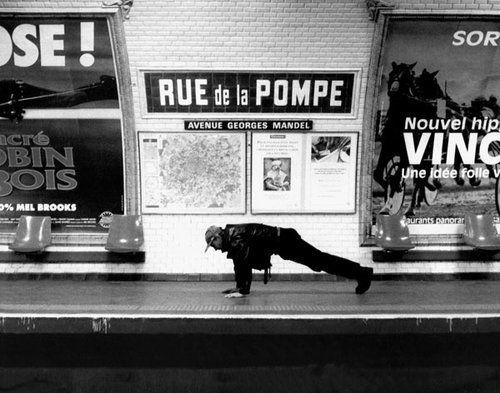 Janol Apin - Métropolitain - Rue de la pompe