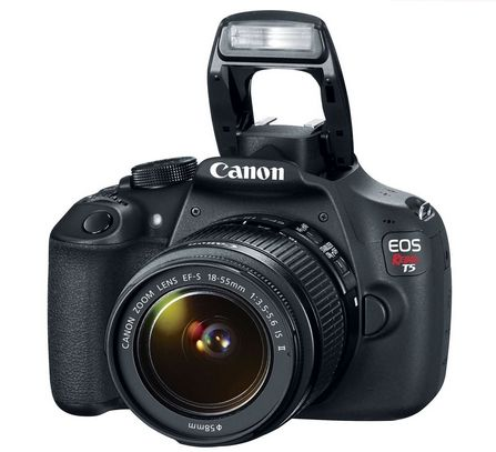 Camera Shop 101: Canon EOS Rebel T5 Review - Performance And Use