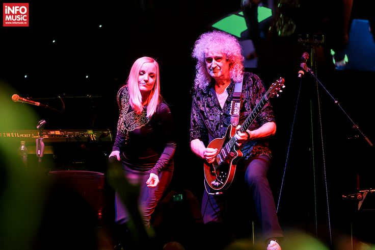 Kerry Ellis & Brian May in concert on 14.03.2016