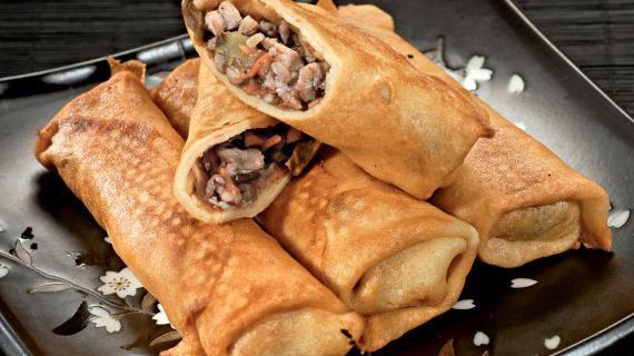 Спринг-роллы. Пошаговый рецепт с фото, удобный поиск рецептов на Gastronom.ru