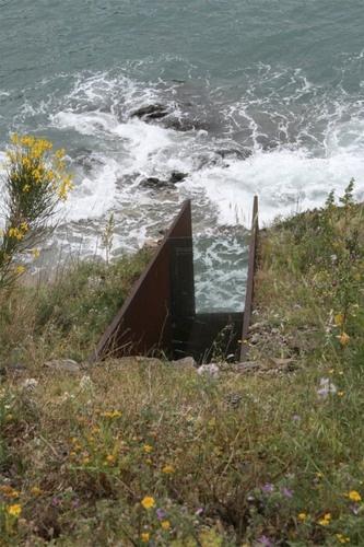 Walter Benjamin Memorial - Port Bou