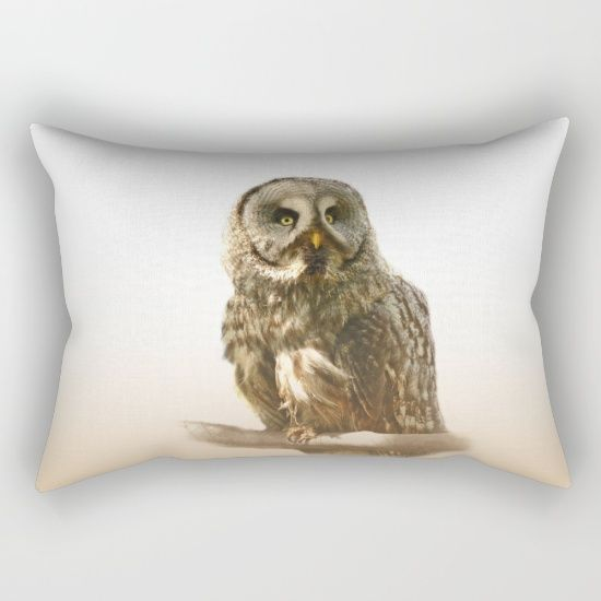 OWL by Monika Strigel $27 Pillows in 3 Sizes #pillow #rectangular #rectangularpillow #cover #home #bedding #sofa #dorm #homedecor #decor #makeover #spring #spring2016 #society6 #monikastrigel #owl #wild #forest #animals #forestanimals