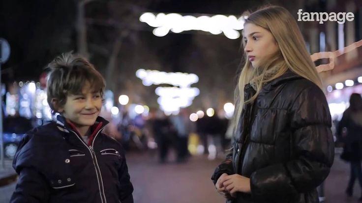 Tych chłopców poproszono o uderzenie dziewczyny. Ich reakcja jest CUDOWNA!