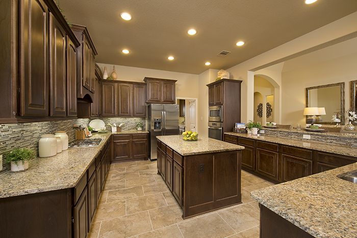 PerryHomes - #Kitchen - #Design 3257W   Gorgeous Kitchens By Perry ...