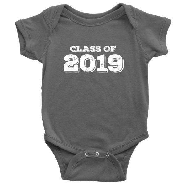 Class of 2019 Baby Onesie