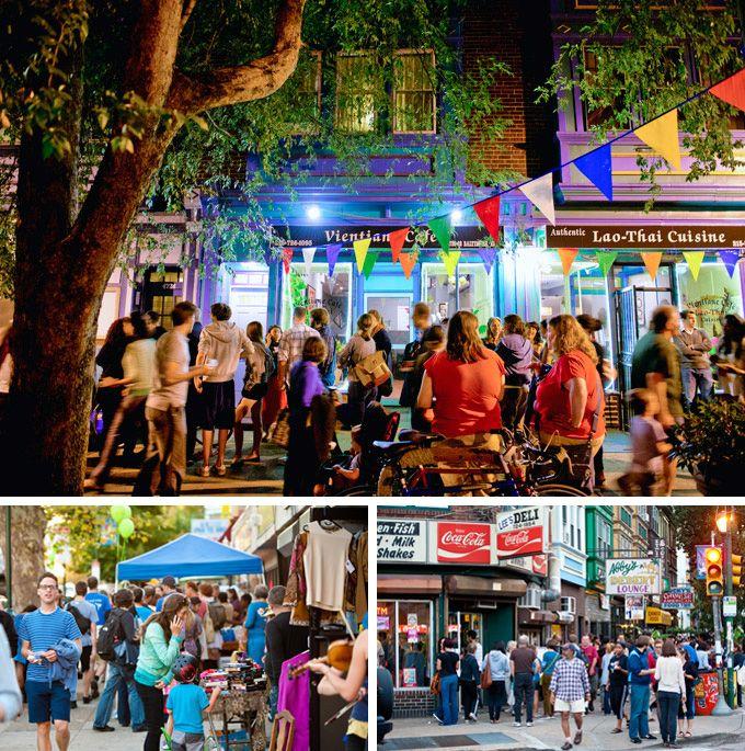 255 Best Philadelphia Neighborhoods Images On Pinterest